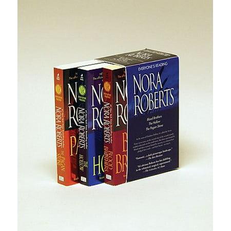 Nora Roberts Sign of Seven Trilogy Box Set (Best Nora Roberts Trilogy)