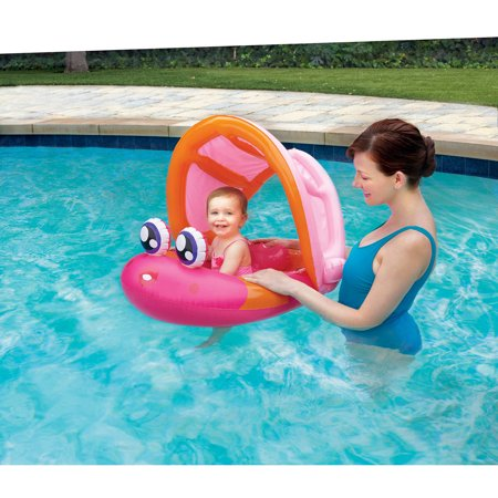 Fish Baby Float