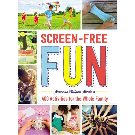 Fun Family Halloween Activities (Screen-Free Fun : 400 Activities for the Whole)