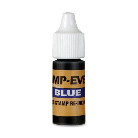 Stamp-Ever, USS5029, Pre-inked Stamp Ink Refill, 1 Each, Blue