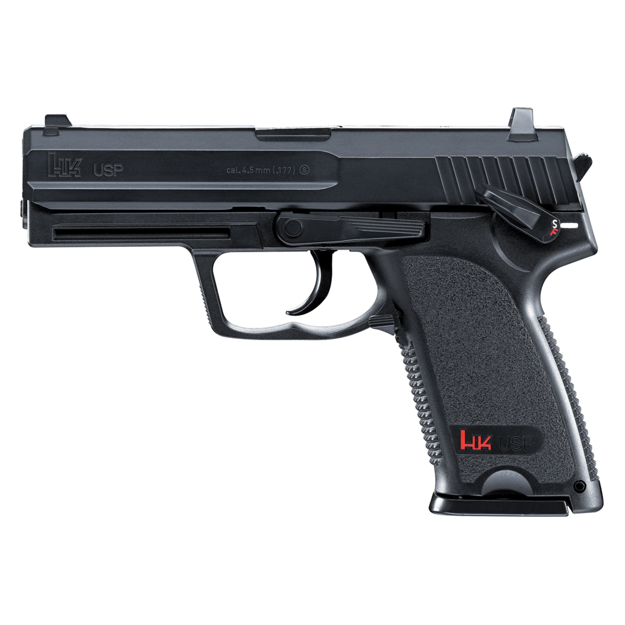 Umarex USA H&K USP Black .177 BB