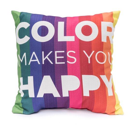 9 by novogratz color makes you happy decorative pillow for What is a color that makes you happy