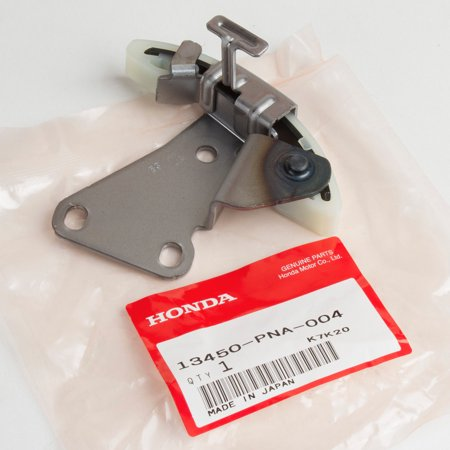 Timing Chain Housing (Genuine OEM Honda Engine Timing Chain Tensioner 13450-PNA-004 )