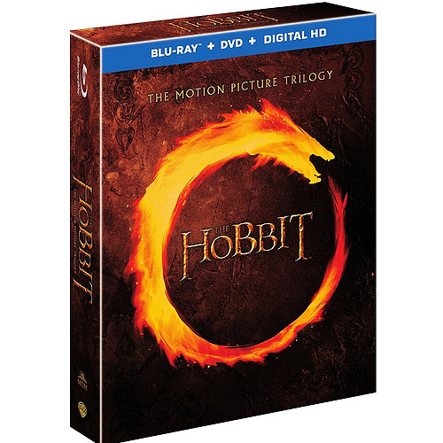 The Hobbit: The Motion Picture Trilogy (Blu-ray + DVD With UltraViolet) (Widescreen)