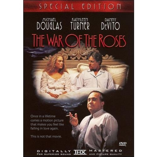 The War Of The Roses: Filmmakers Signature Series - Danny DeVito (Blu-ray) (Widescreen)