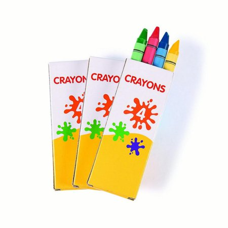 Crayons (12) (Wholesale Crayon)