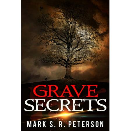 Grave Secrets: A Halloween Suspense Mystery Novelette - eBook - Poe's Grave Halloween