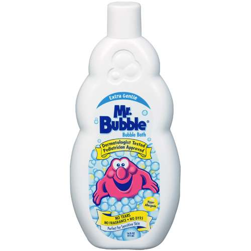 Mr. Bubble 16 Bubble Bath For Kids