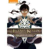 The Legend of Korra: The Complete Series (DVD)