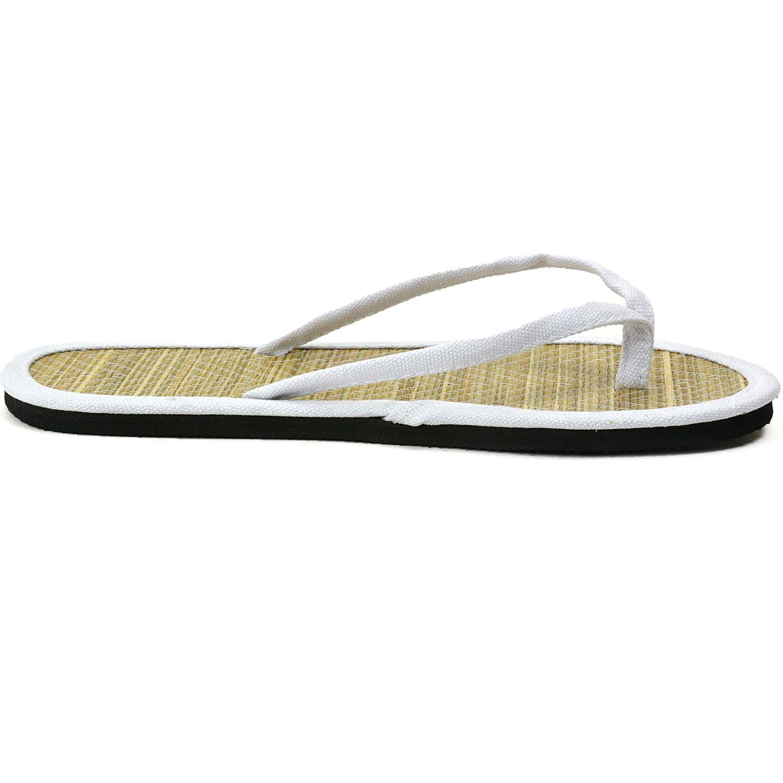 Alpine Swiss Flats Women's Bamboo Sandals Comfort Flats Swiss Summer Shoes Flip Flop Thongs 2f0fa7