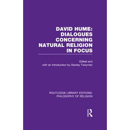 David Hume: Dialogues Concerning Natural Religion In Focus - eBook
