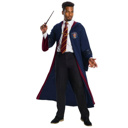 Halloween Costumes Based On Horror Movies (Halloween Harry Potter Gryffindor Deluxe Adult)