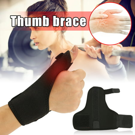 ♥ Hot Sale ♥ Professional Medical Stabiliser Wrist Thumb Hand Spica Splint Support Brace,Ideal For Healing Carpal Tunnel Syndrome, Wrist Fractures, Sprains, Ligament ,