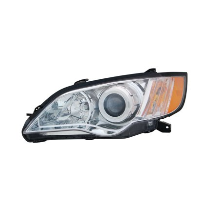 TYC 20-9018-00-9 Left Headlight Assembly for 2008-2009 Subaru Legacy SU2502130