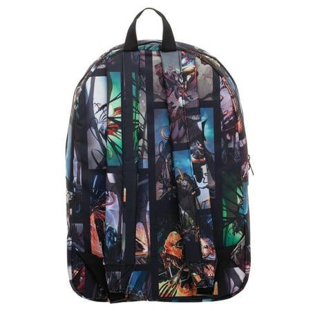 Backpack - Marvel - Venom New Licensed bq73y2ven - image 1 of 2