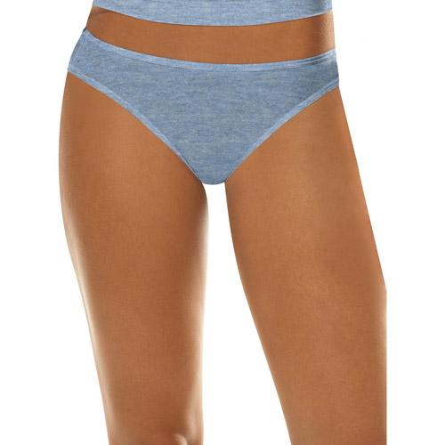 Hanes Comfort Blend Bikini, 3 Pack