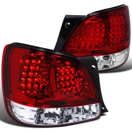 Lexus Gs300 400 430 Led Rear Tail Trunk Lights Brake Lamps