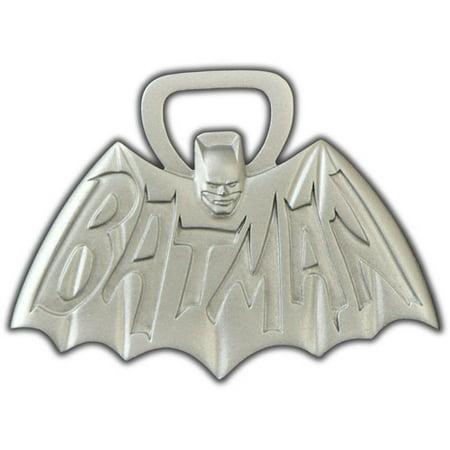 Diamond Selects Toys Batman 1966 Logo Bottle Opener
