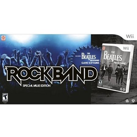 The Beatles: Rock Band Special Value Edition (Wii)