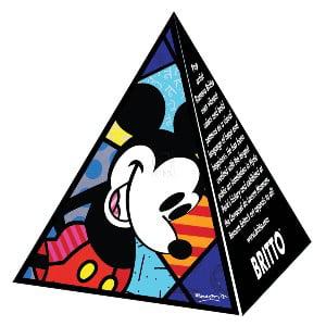 - Disney by Britto - Pyramid Shelf Talker