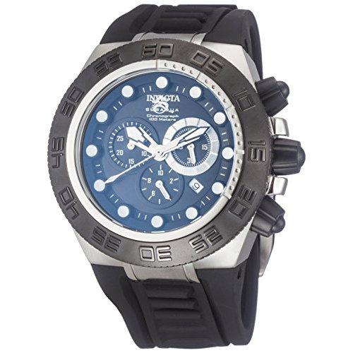 Invicta Men's Subaqua 1530  Silicone Chronograph  Watch