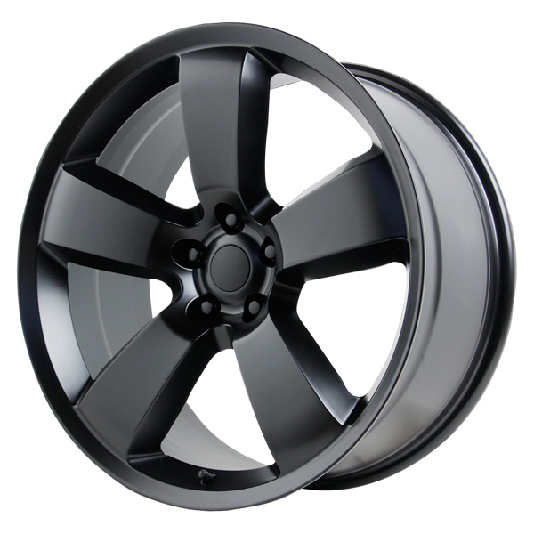Replica V1150 Charger Srt-8 22X9 5x115 +18mm Satin Black ...