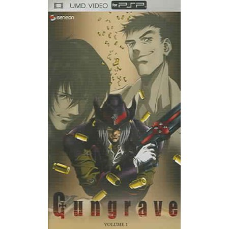 Gungrave - Volume 1 [UMD for PSP] (2005)