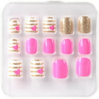 Fing'rs® Girlie Nails® Stick-on Nails 24 ct Box