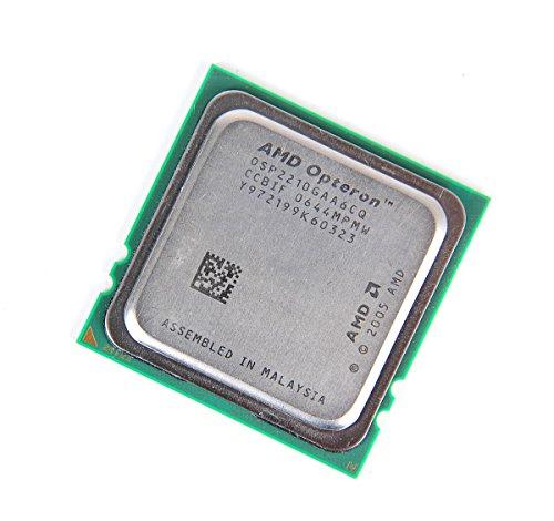 AMD 2210 HE AMD OPTERON 2210 HE Dual Core CPU OSP2210GAA6CQ / 2x 1.8 GHz / 2x 1MB