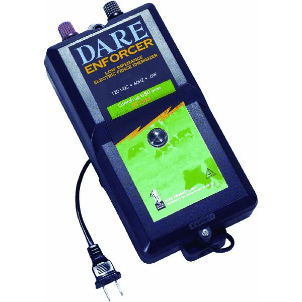 Dare Enforcer Electric Fence Charger Walmart Com