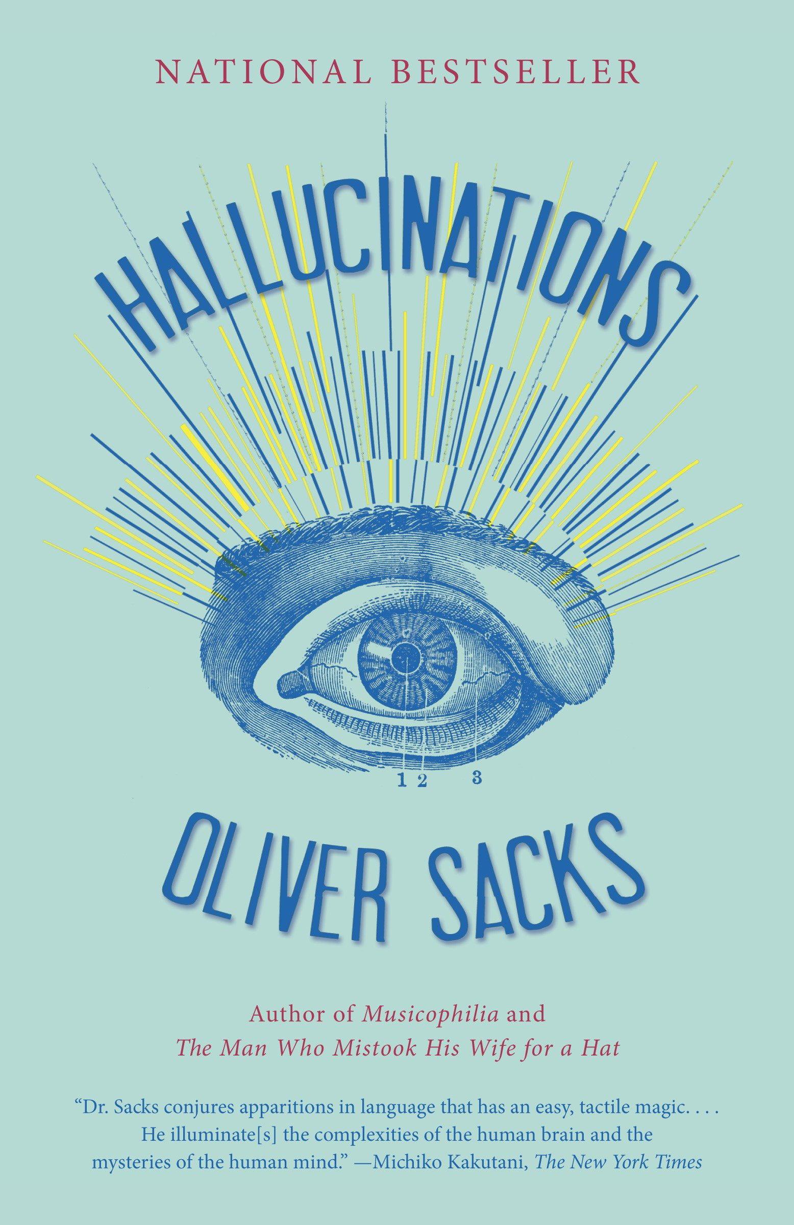 "Hallucinations 18/"" x 18/"" Napkins 4 Pack"