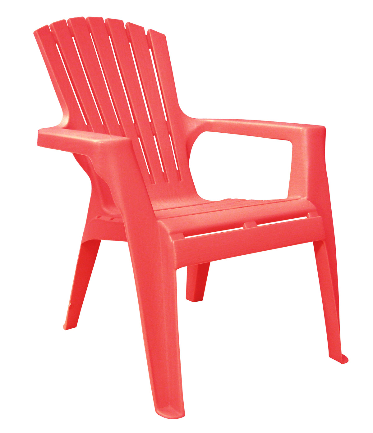 Adams Manufacturing Kids' Adirondack Chair Cherry Red by Adams Manufacturing