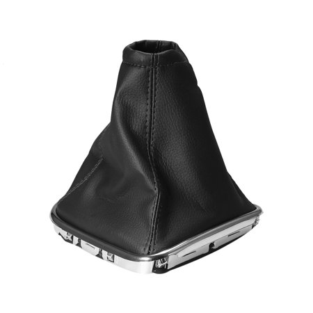 Car Gear Shift Stick Gaiter Boot PU Leather Dust-proof Cover for Chevrolet Cruze 2008-2012