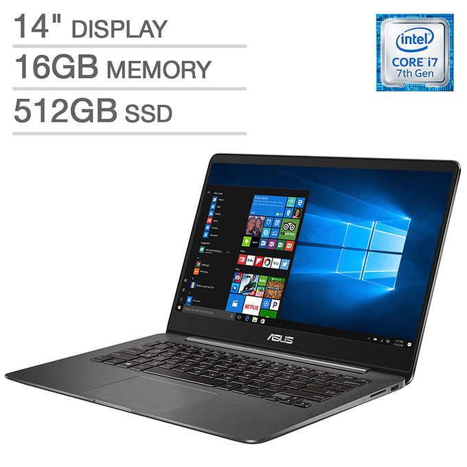 Asus ZenBook UX430UQ Laptop Notebook i7 7th Gen Kaby Lake...