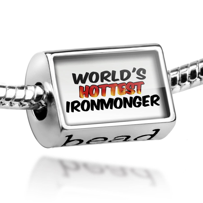 Bead Worlds hottest Ironmonger Charm Fits All European Bracelets