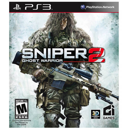 Sniper Ghost Warrior 2 (PS3) - Pre-Owned