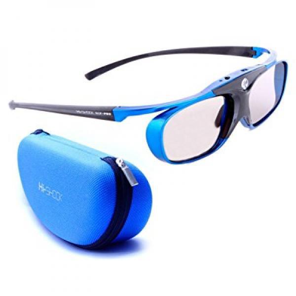 """HI-SHOCK """"BLUE HEAVEN"""" – DLP Link 3D Shutter Glasses For ..."""