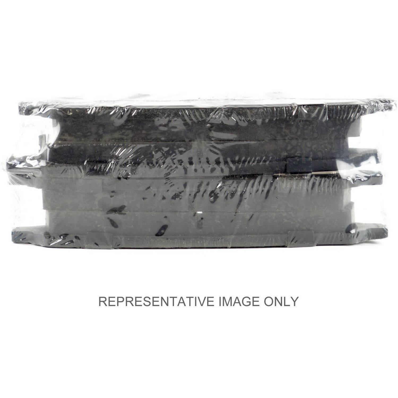 Centric C-Tek Brake Pad Set, #102-11080