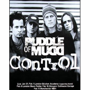 Puddle Of Mudd - Import Poster