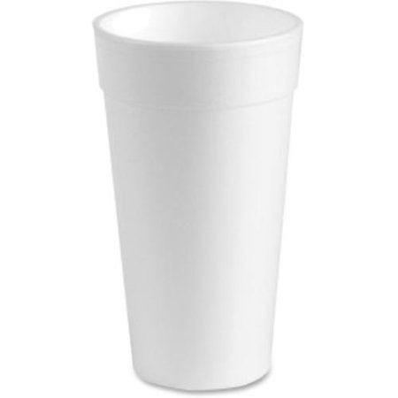 5 Lb Cups - Genuine Joe GJO-25251 Styrofoam Cup - 1.50 Lb - 300/carton - Styrofoam - White