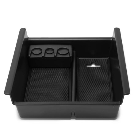 Center Console Gauge - For 2010 to 2018 4Runner Center Console Storage Box Armrest Organizer Tray