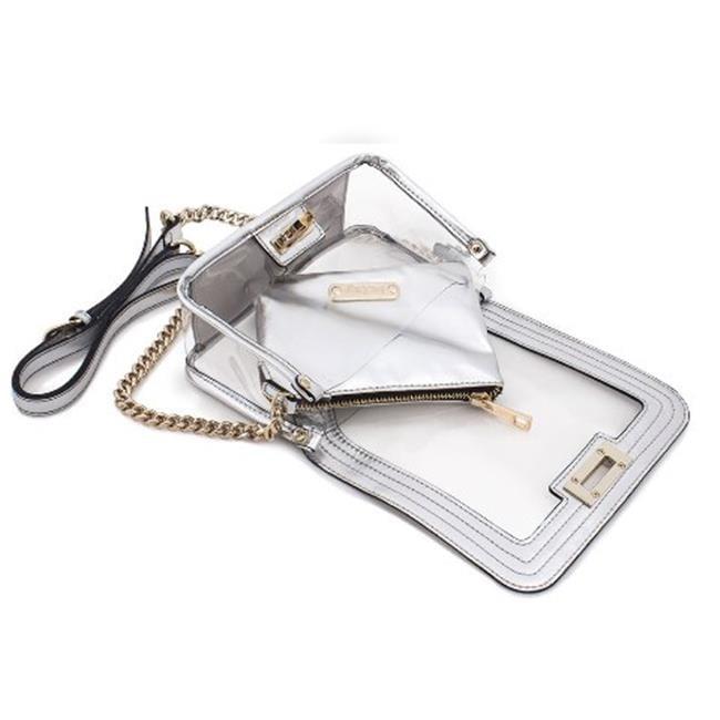 Mohzy F0029F13-2-Silver Hellofame - Cara Mini Tech Bag - image 1 of 1