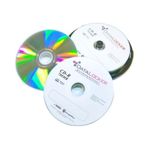 Datalocker DataLocker SecureDisk DLCD100 CD Recordable Media - CD-R - 700 MB - 100 Pack 2NA3023