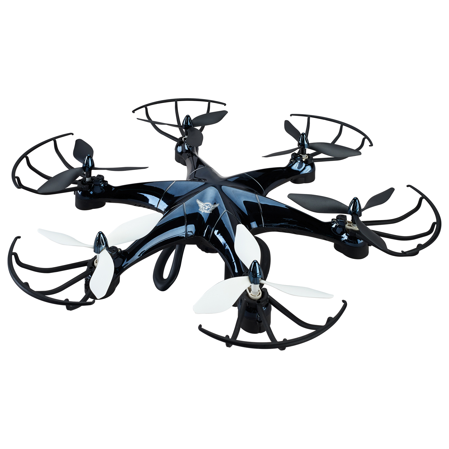 Sky Rider Eagle Pro 6-Rotor Drone with Wi-Fi Camera, DRW676B by GPX