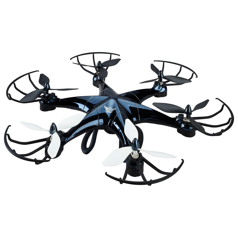 Sky Rider Eagle Pro 6-Rotor Drone with Wi-Fi Camera, DRW676B