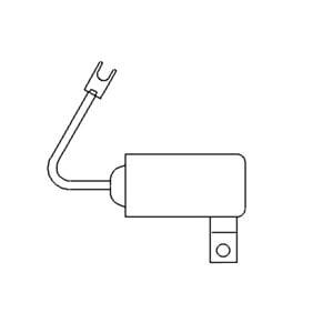 kohler k532 wiring diagram condenser for kohler engines k91 k341 k532 k582 230722 s walmart com  condenser for kohler engines k91 k341