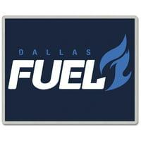 Dallas Fuel WinCraft Rectangle Pin - No Size