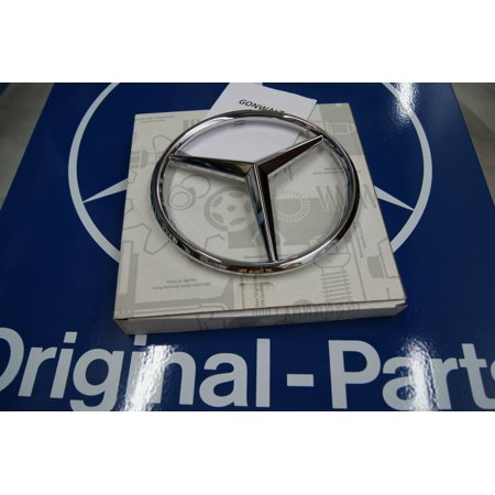 Mercedes Benz Grille Grill Emblem Star 11-12 M ML ML350 ML500 OE 0008171416 (M Power Grill Emblem)