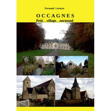 Occagnes, petit village normand - eBook