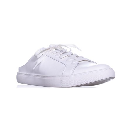 Womens Kenneth Cole Reaction Johnnie Sneakers, White, 7 US / 37.5 EU (Seventy 7 Clothing)